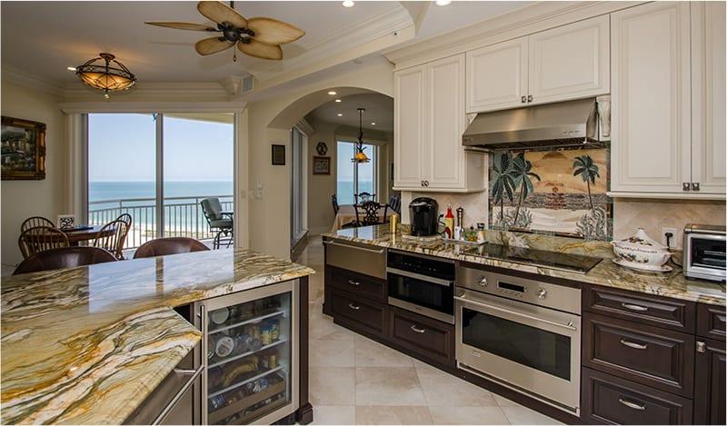 Kitchen remodel in Florida Tamp