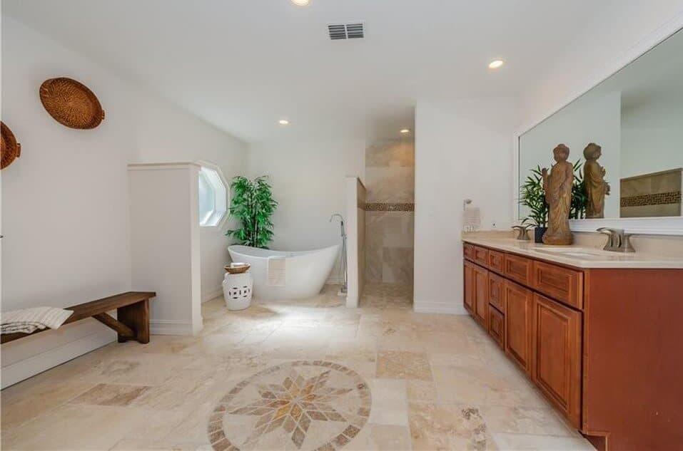 Bathroom Oasis Remodel Seminole