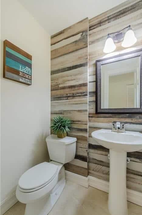 Bathroom Remodel Powder Room