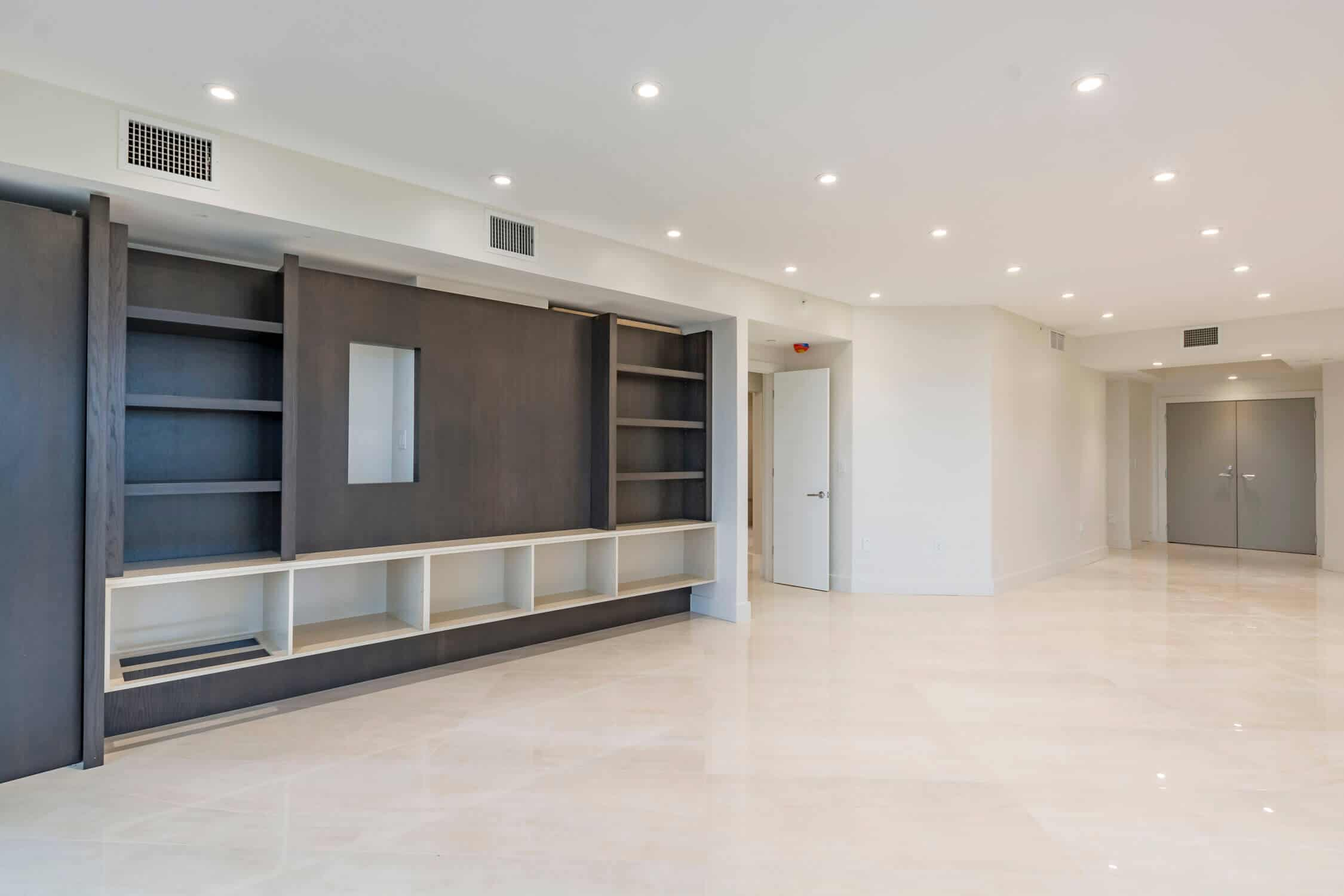 Custom Cabinetry in Condo Remodel