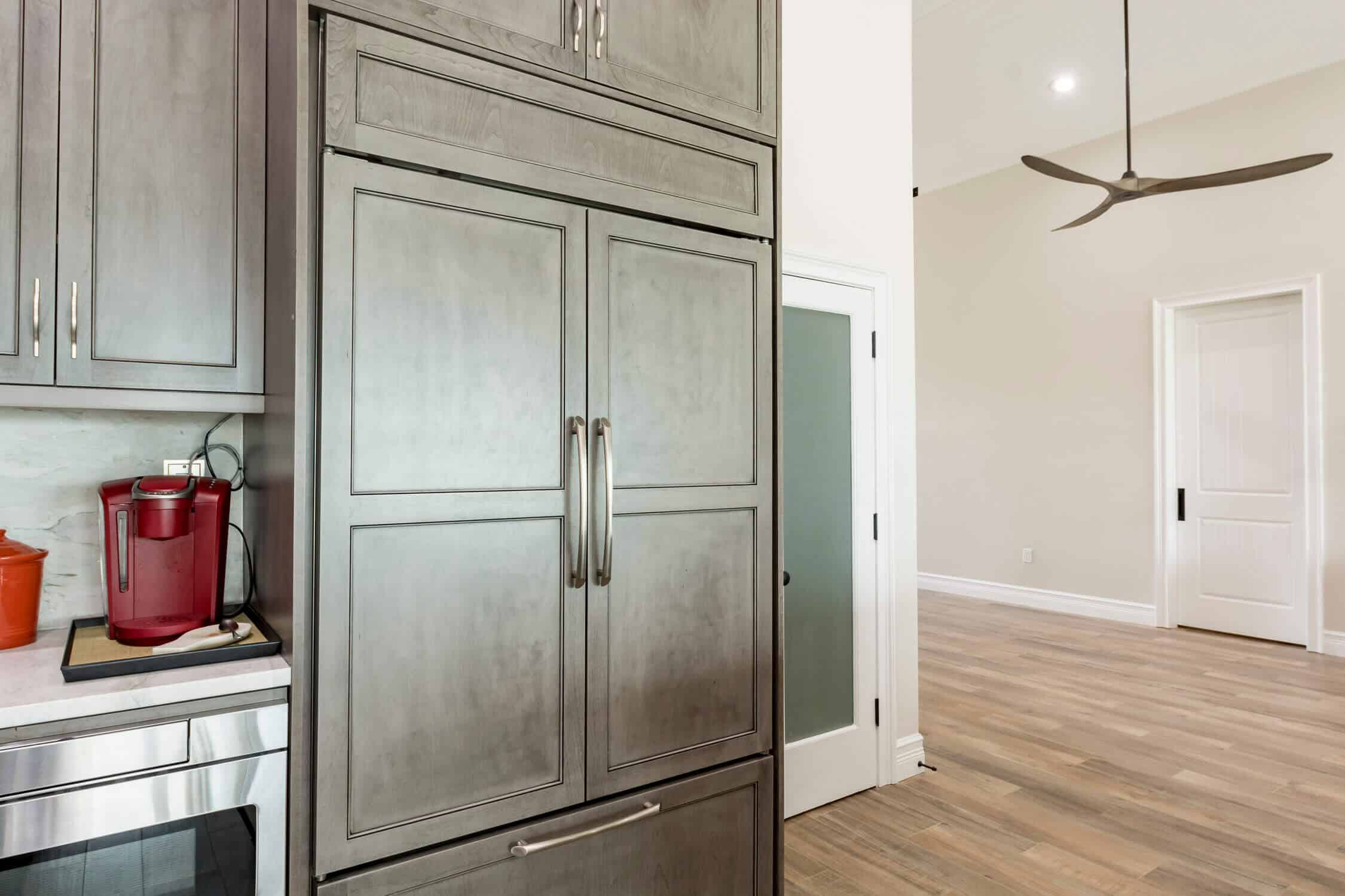 Full Remodeled Kitchen with Custom Cabinetry