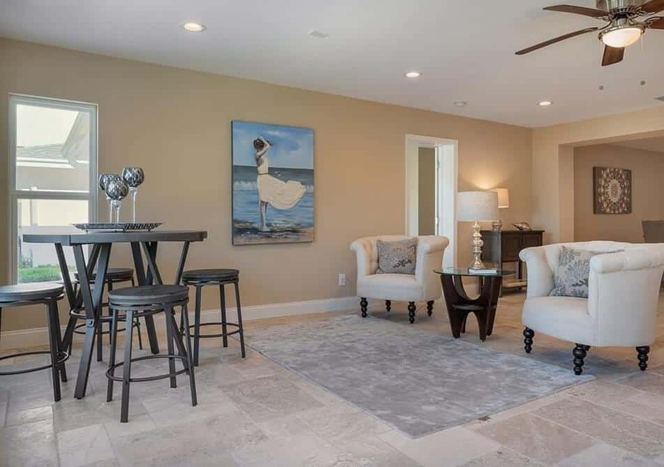Home Addition Family Room