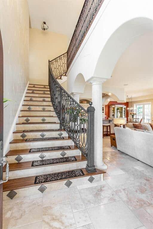 Home Builders Stairs