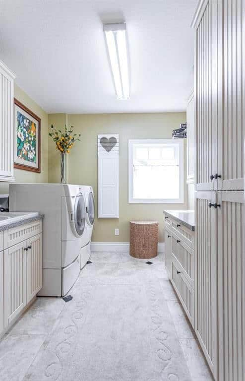 Home Remodel Laundry Room