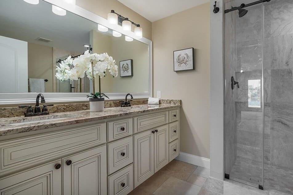 Home Remodel Bathroom