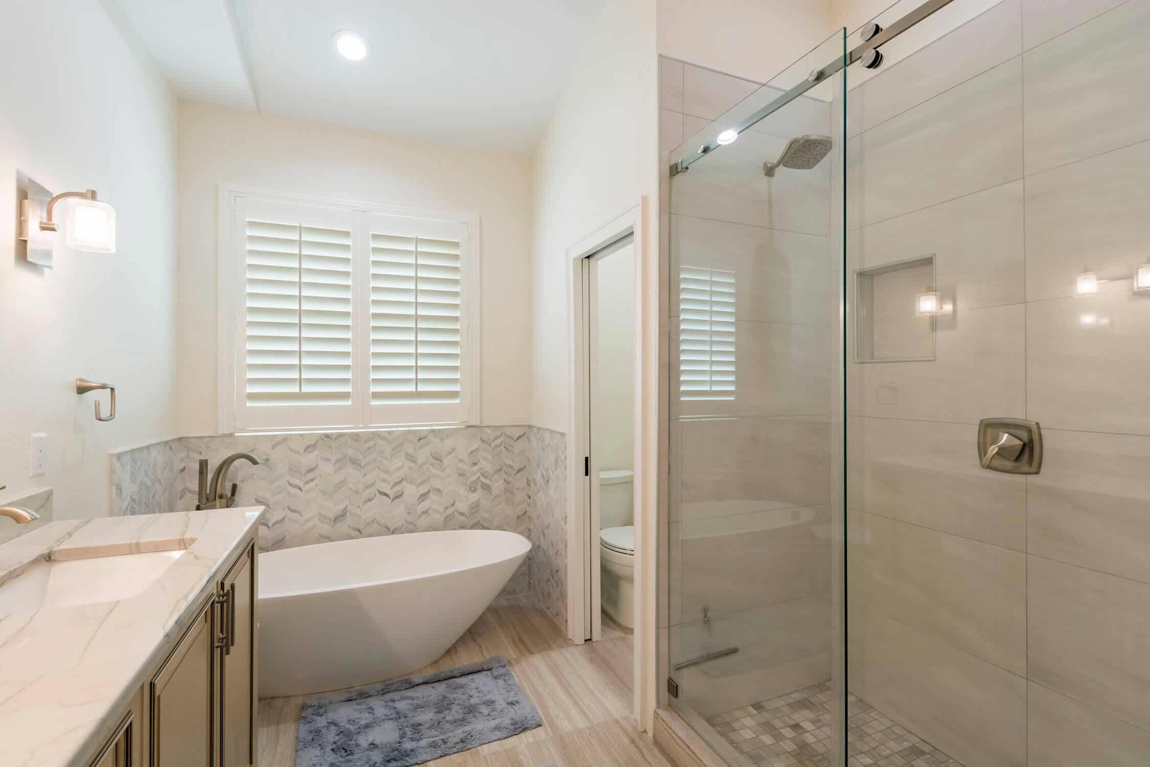 House Remodel Bathroom