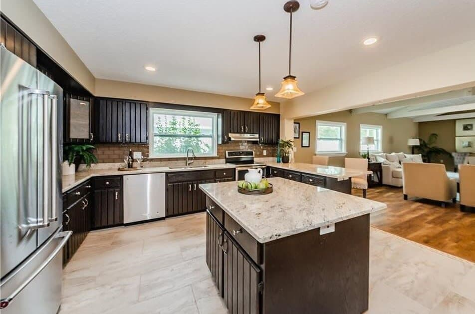 Open-Kitchen-Remodel Tampa