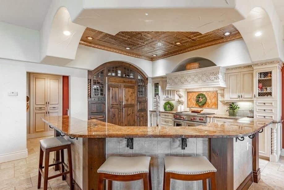 Kitchen Remodeler Mediterranean Style