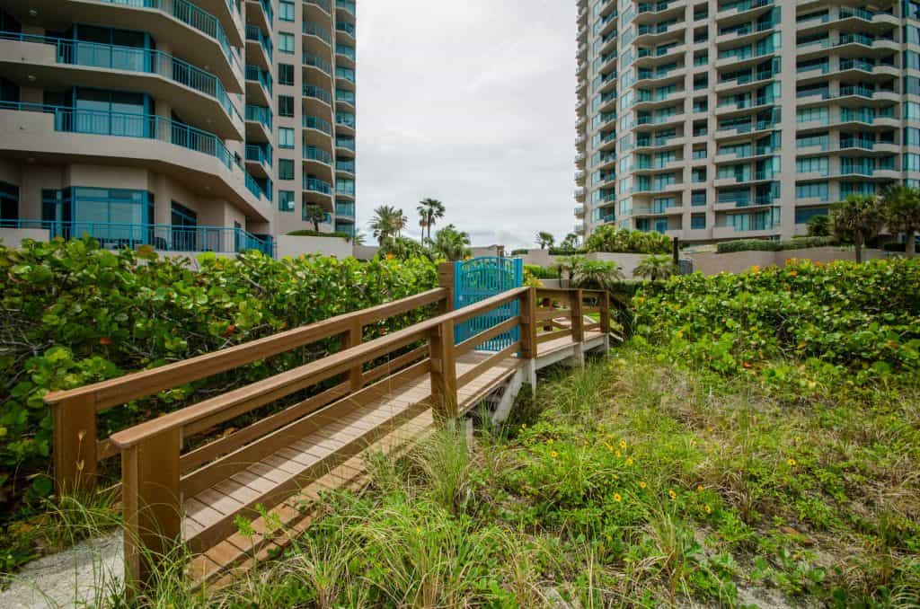 Pier Property management in Tampa Florida