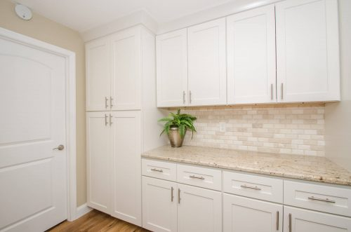 Remodeled Home Laundry area