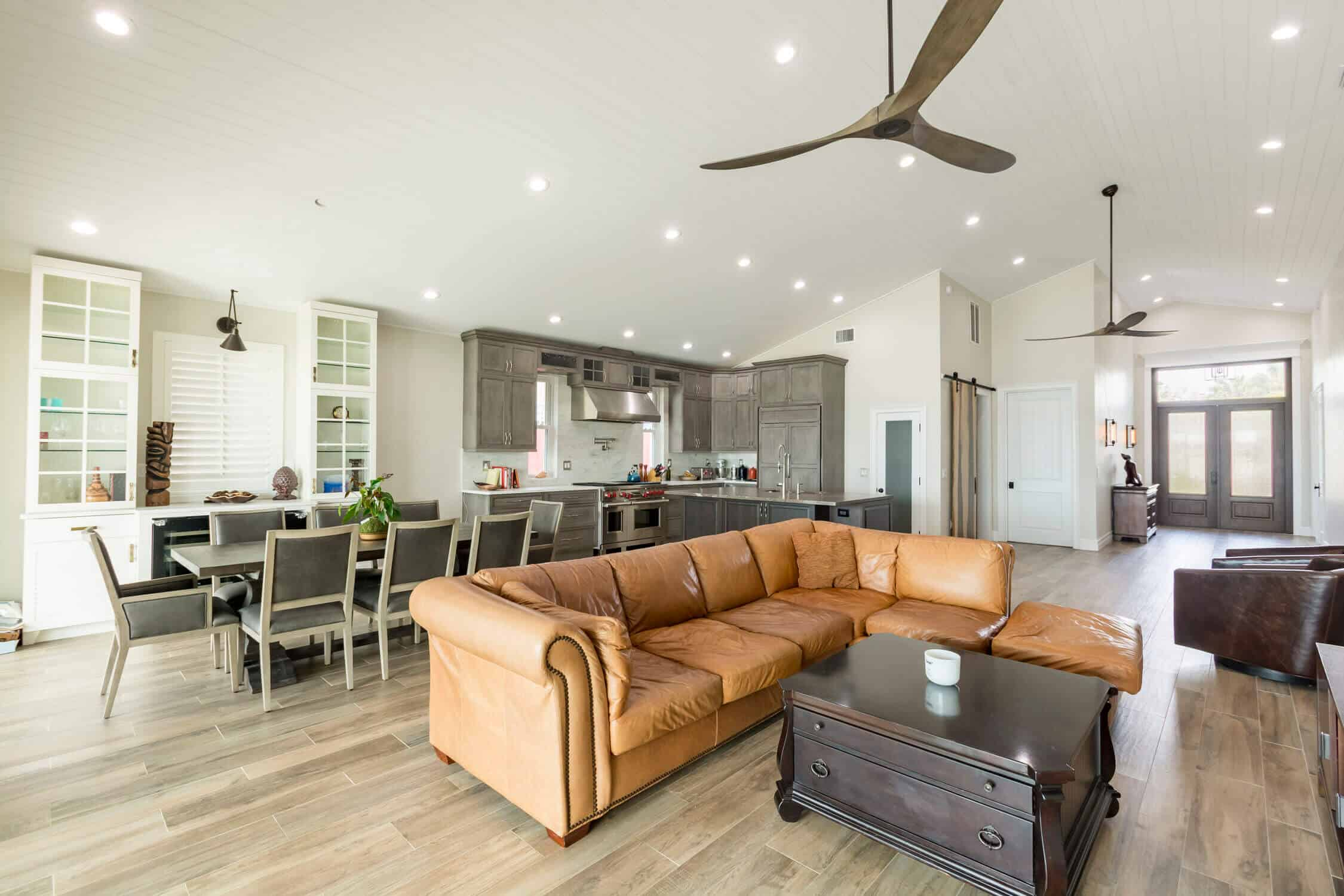 Remodeled Home in Living Room