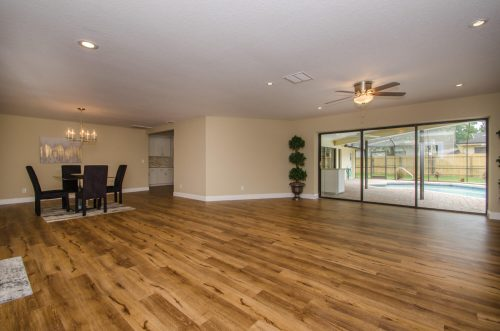 Remodeled Home with Open Living Area