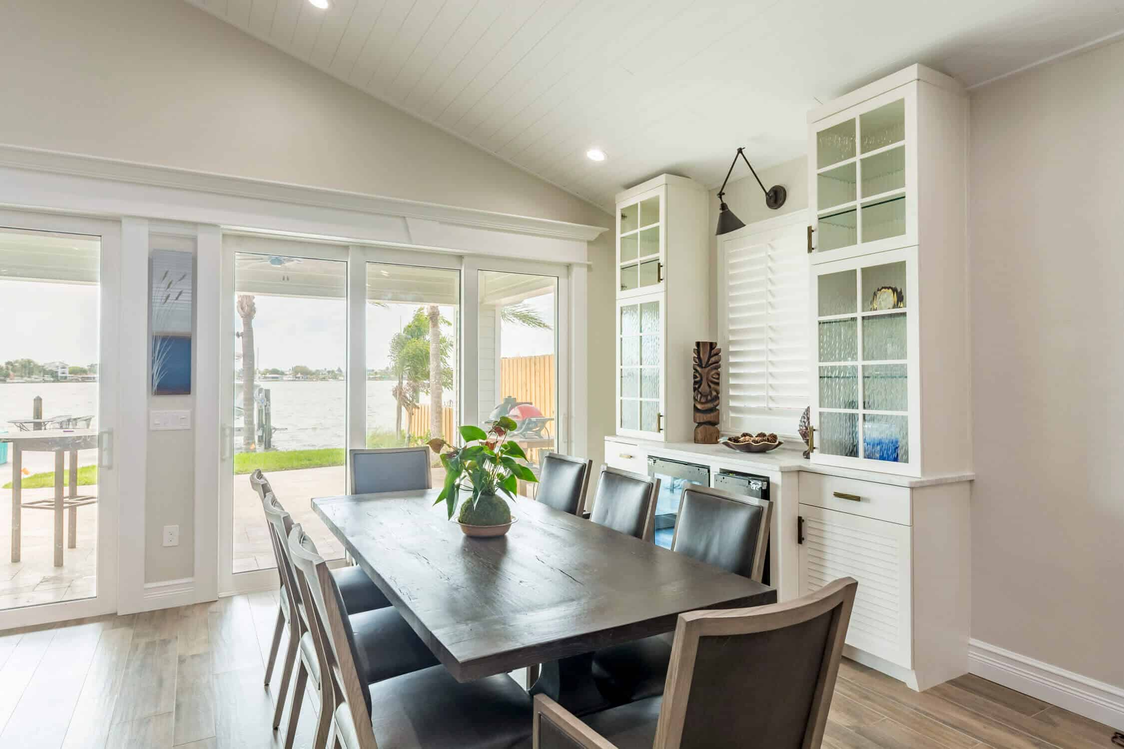 Remodeling with Dining Room feature