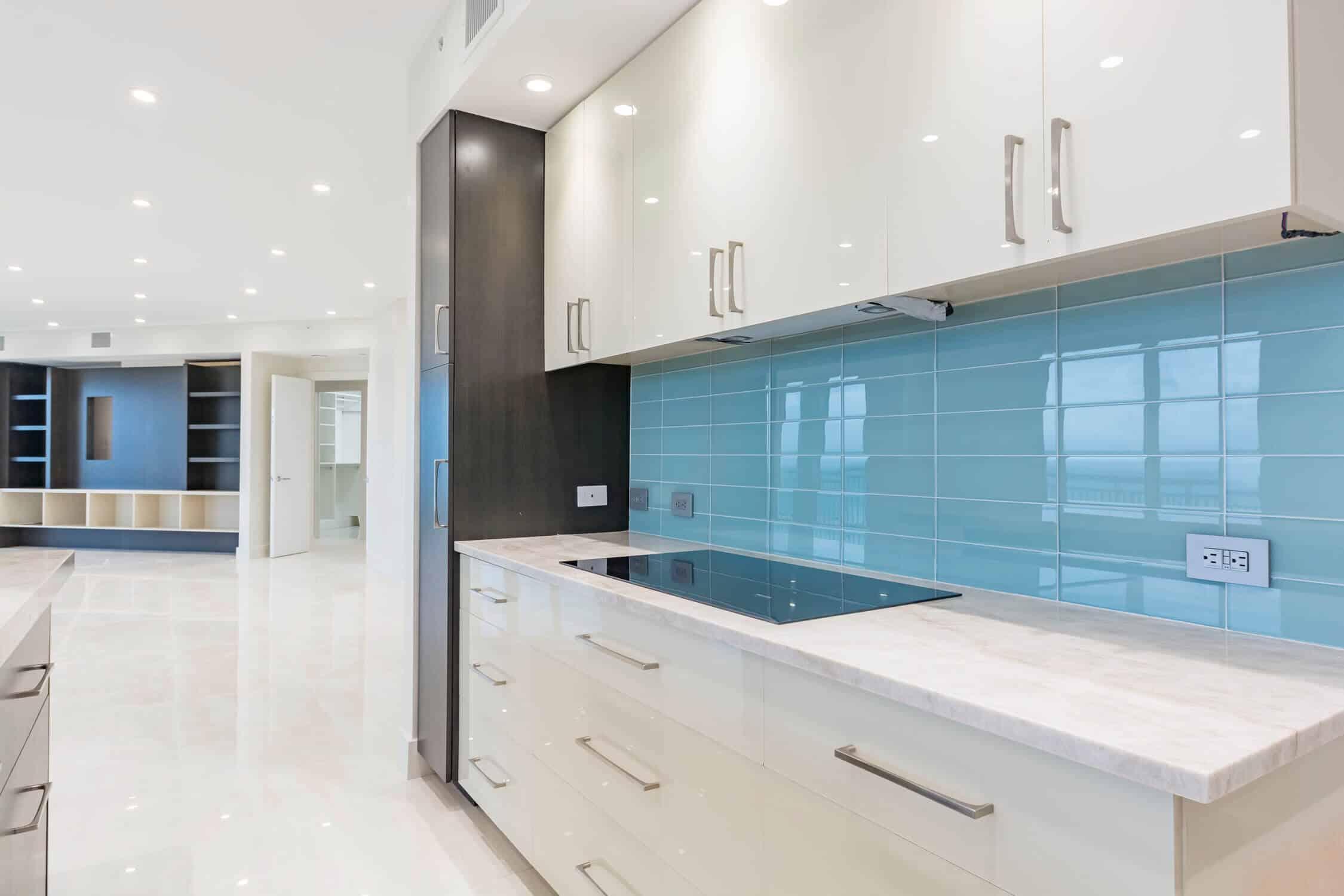 custom remodeled condominium