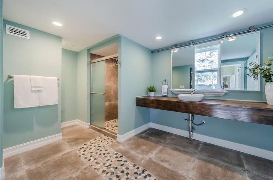 pool bathroom remodeling