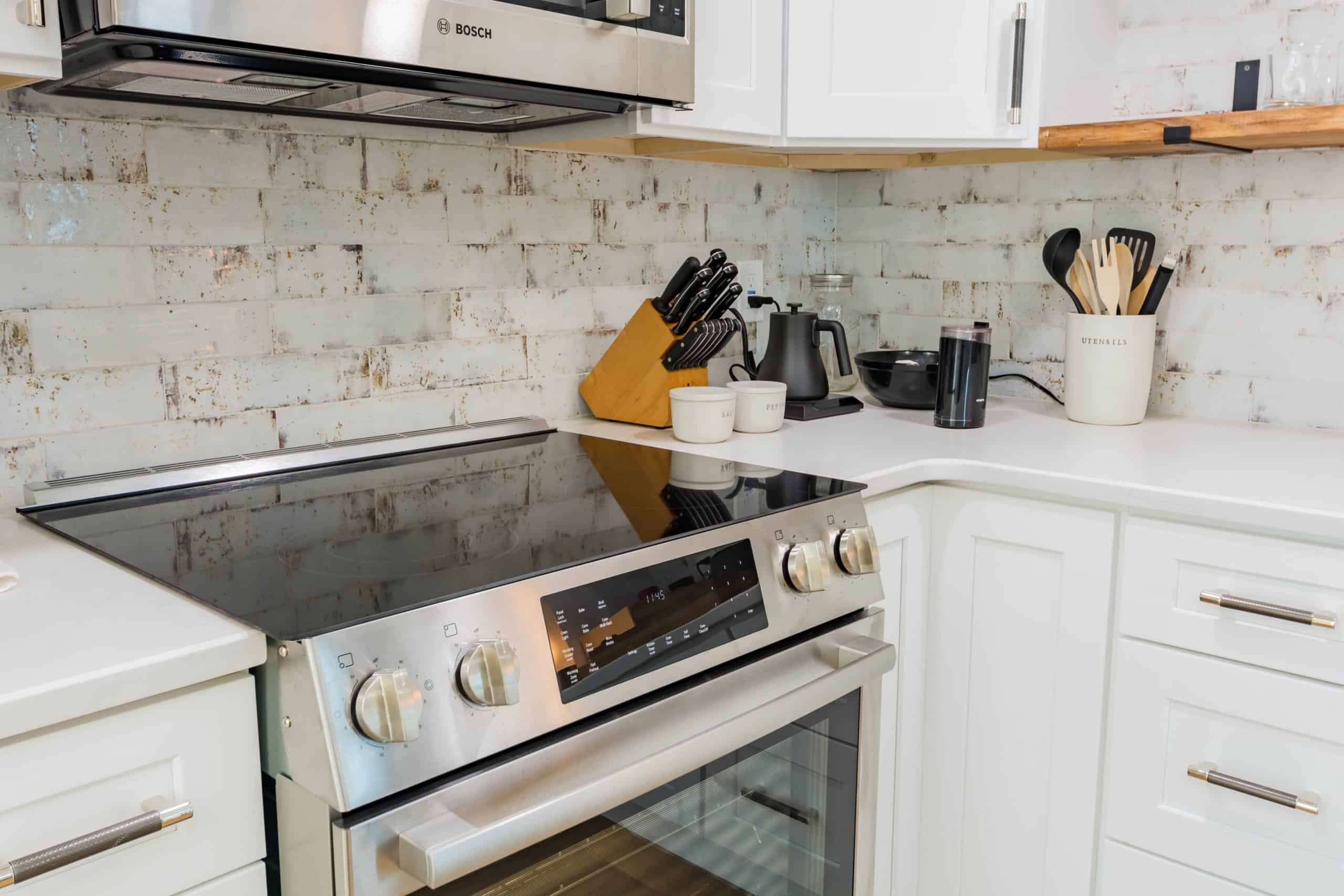 new modern oven kitchen remodeling in Pelican Beach