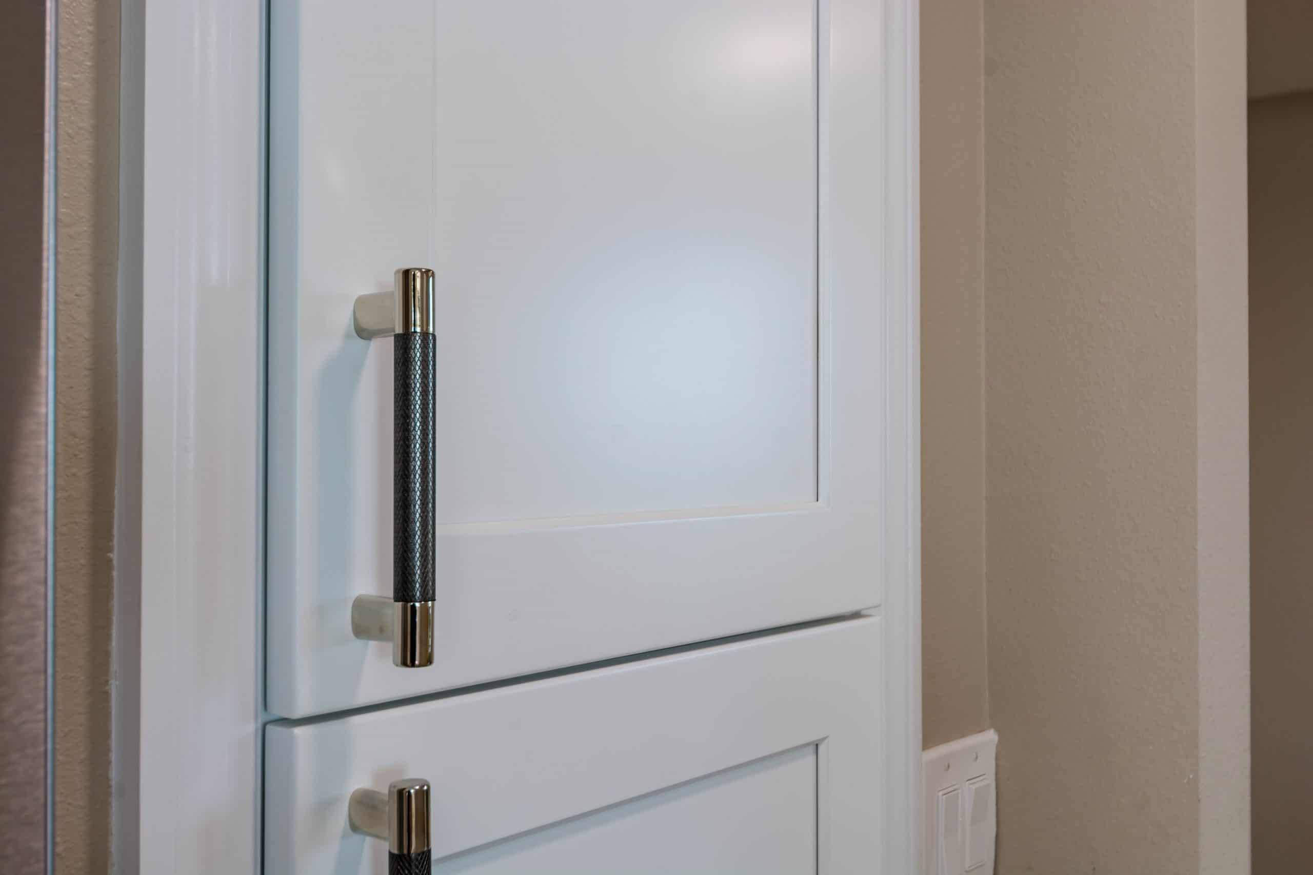 bathroom remodeling cupboard upclose