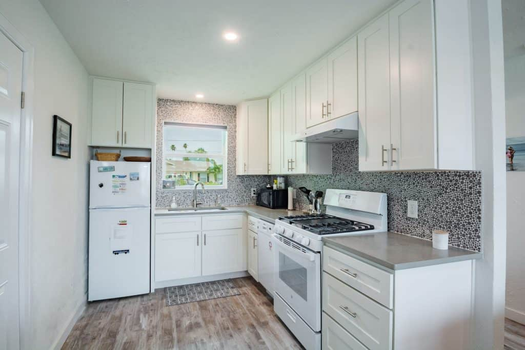 Indian Rocks Beach Home Remodeling with new Kitchen