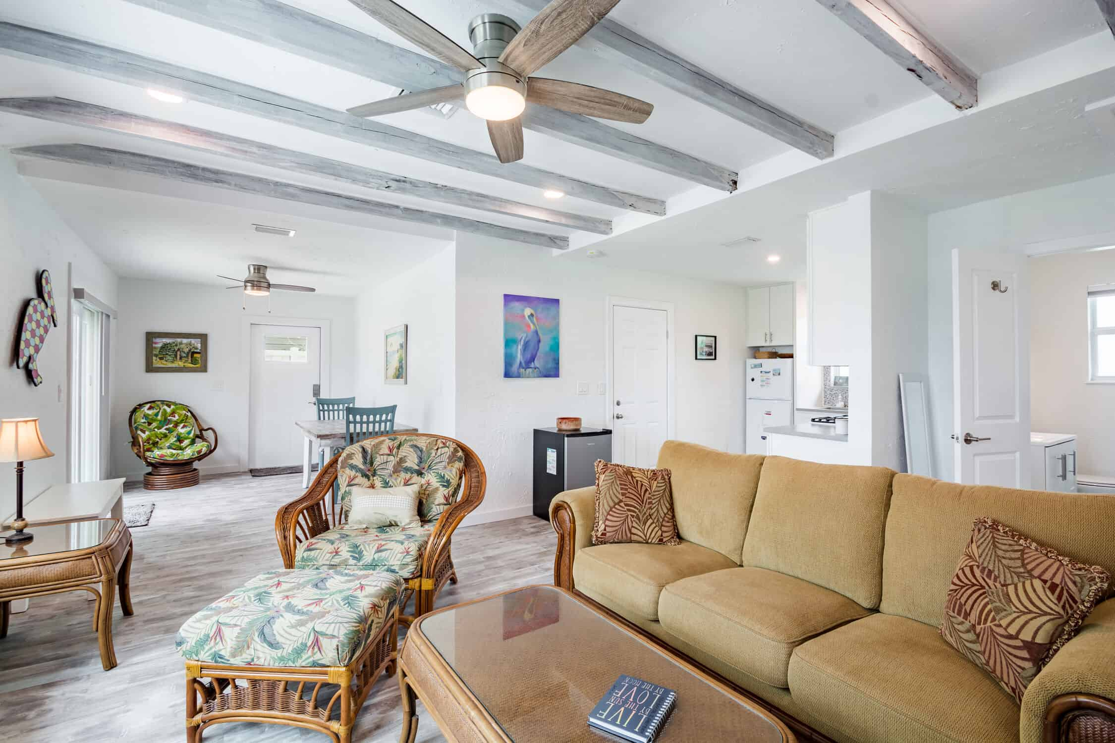 Living Room to Kitchen Remodeling in Indian Rocks Beach