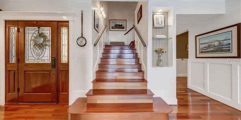 Indian Rocks Home Builder Stairs